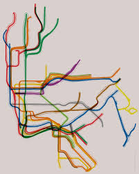 metro york map perhaps it s to expand my map wall to favorite places i ve