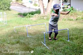 Backyard Obstacle Course Ideas Fort Magic Obstacle Course For Kids In The Backyard