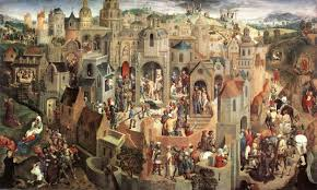 memling scenes from the passion of christ