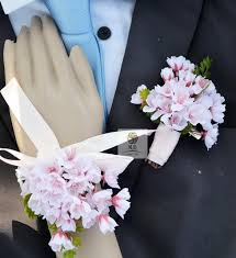 corsage and boutonniere cost handmade new wedding corsage groom boutonniere bridesmaid