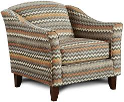 Accent Chair Fusion Living Room Reaction Haze Accent Chair 046135 Furniture
