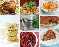 gluten free thanksgiving dinner recipes