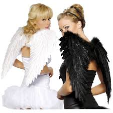 costume wings for or teen dark fallen angel raven halloween