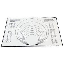 House Measurements Soffritto Liquid Silicone Pastry Mat With Measurements 58 5 X 39cm
