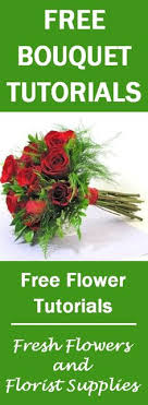 wholesale flowers and supplies wedding bouquet ideas free flower tutorials learn how to make