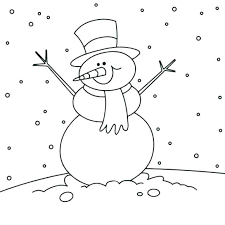 snowman coloring pages pdf frosty the snowman coloring pages snowman coloring pages free free