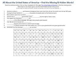 brilliant ideas of geography of the united states worksheets for