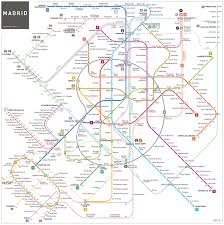 Metro Madrid Map by Misc Subway Metro Tube Maps Page 83 Skyscrapercity