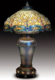 Louis Comfort Tiffany Lamp Clara Driscoll Lamps Tiffany Studios Cobweb Lamp Designed By