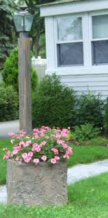 Madison Solar Lamp Post Planter by 23 Best Lamp Post Ideas Images On Pinterest Driveway Entrance