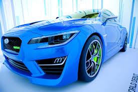 subaru concept cars subaru wrx concept