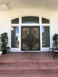 French Security Doors - trading post originals