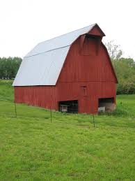 why were so many barns painted red heritage restorations arafen