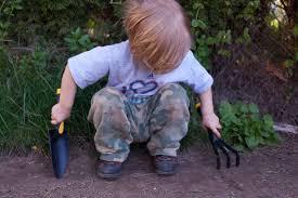 tips for planting a kids vegetable garden eating richly