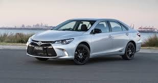 toyota camry price toyota camry rz returns with more kit higher price photos 1 of 5