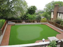 looking for synthetic grass for a small area in the backyard not