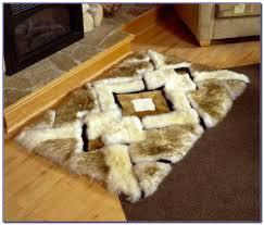 Sheepskin Rug Cleaning Windward Sheepskin Rug Costco Rugs Home Decorating Ideas