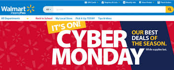 cyber monday gift card deals walmart cyber monday 2016 deals how are they
