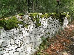 101 best stone wall garden images on pinterest landscaping
