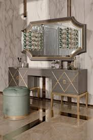 Art Deco Furniture Designers by The Art Deco Inspired Italian Designer 5 Drawer Dressing Table At