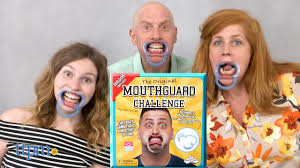 The Original Challenge The Original Mouthguard Challenge From Identity