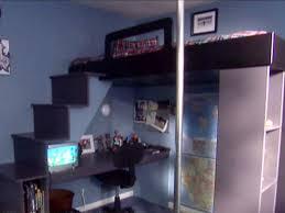 impressive loft desk bed 122 loft bed with desk underneath full
