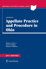 anderson u0027s appellate practice and procedure in ohio lexisnexis store