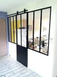 porte vitree cuisine separation vitree coulissante separation vitree cuisine salon 9