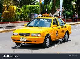 nissan tsuru 2015 interior oaxaca mexico may 25 2017 yellow stock photo 657334732 shutterstock