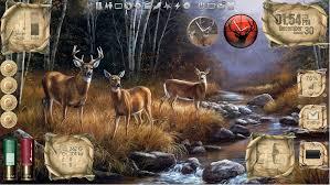 outdoor living deer desktop for rainmeter v1 1 by ionstorm01 on