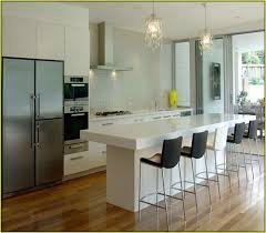 Modern Kitchen Island With Seating Stupendous Modern Kitchen Island With Seating Contemporary Islands