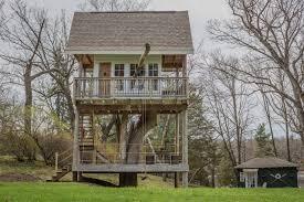tiny house deck baby nursery house plans with observation tower camp wandawega