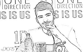 10 printable one direction coloring pages 7 j 14