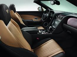 bentley spur interior 2016 bentley continental gt gets facelift autoguide com news
