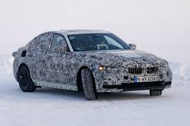bmw 3 series 2018 next three codenamed g20 revealed by car magazine