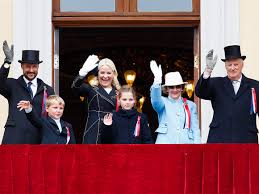 happy constitution day the royal house of norway
