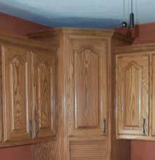 Install Crown Molding On Kitchen Cabinets Crown Moulding For Uneven Height Cabinets