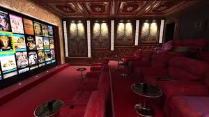 cedia home theater virtual tour luxury screening room youtube