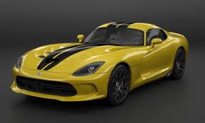 Dodge Viper New Model - dodge viper srt 3d model cgtrader
