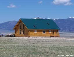 Simple Log Cabin Floor Plans Shining Mountains Plan 2 180 Sq Ft Cowboy Log Homes