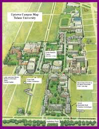 University Of Illinois Campus Map by Tms 2012 Program