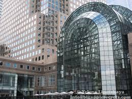 big apple secrets world financial center brookfield place