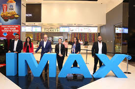 now open beirut city centre mall elie chahine vox cinemas celebrate the opening of lebanon s first imax theatre