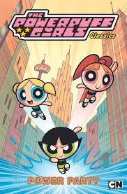 powerpuff girls classics vol 1 power party u2013 idw publishing