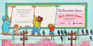 amazon com the berenstain bears jobs around town berenstain