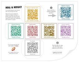 printable question dice reflection facilitated by qr codes learning in hand with tony vincent