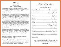 funeral programs exles funeral programs exles exle2jpg 7 funeral programs