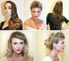 Hochsteckfrisurenen Selber Machen Lange Haare by 7 Hochzeitsfrisuren Zum Selbermachen Styling Tipps