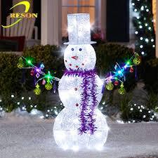 snowman outdoor decorations rainforest islands ferry