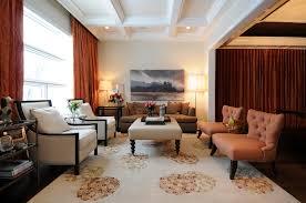 Modern White Arm Chairs Interior Design Interesting Modern Living Room Decorating Ideas